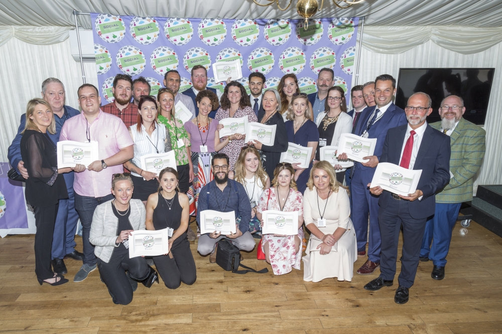 Congratulations to all our finalists, winners and guests!